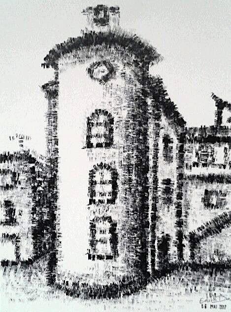 EDITH DONC - Tour des Templiers à Hyères
