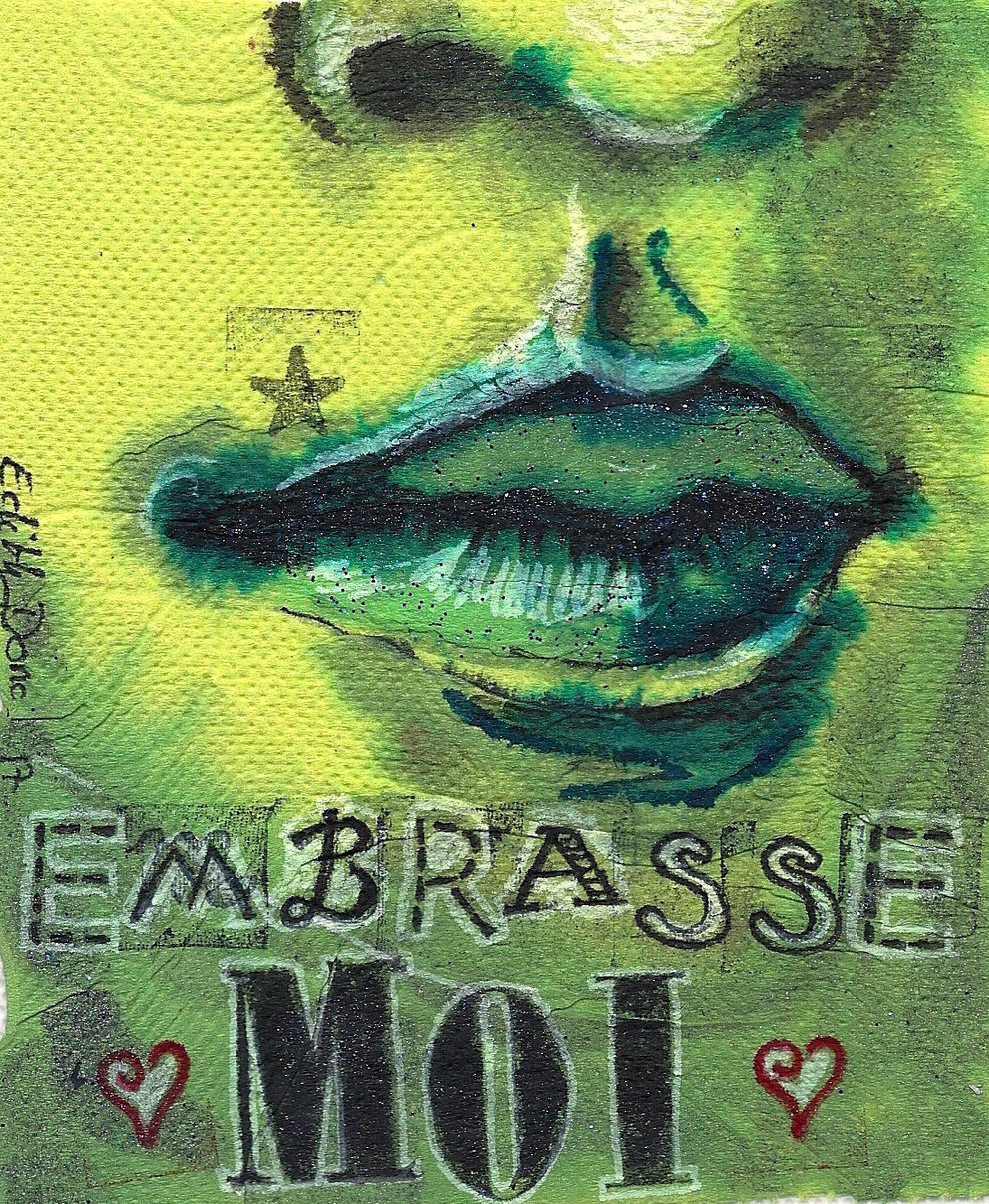Edith Donc - Embrasse moi