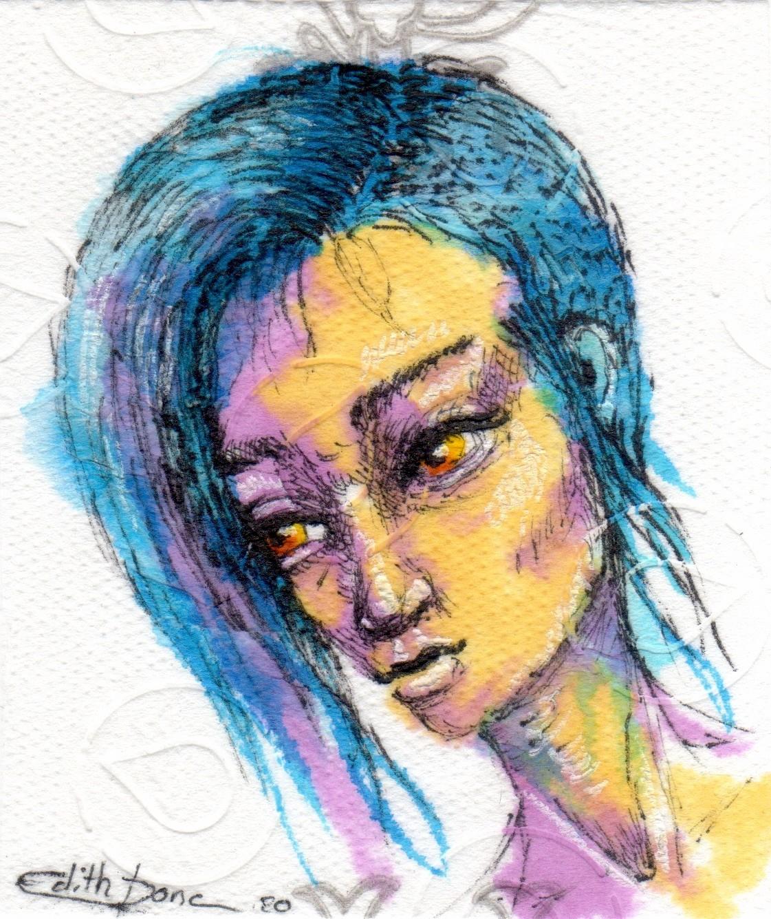Edith Donc - Punkette