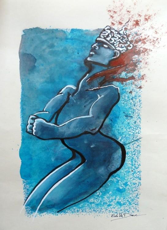 Edith Donc - Brain king