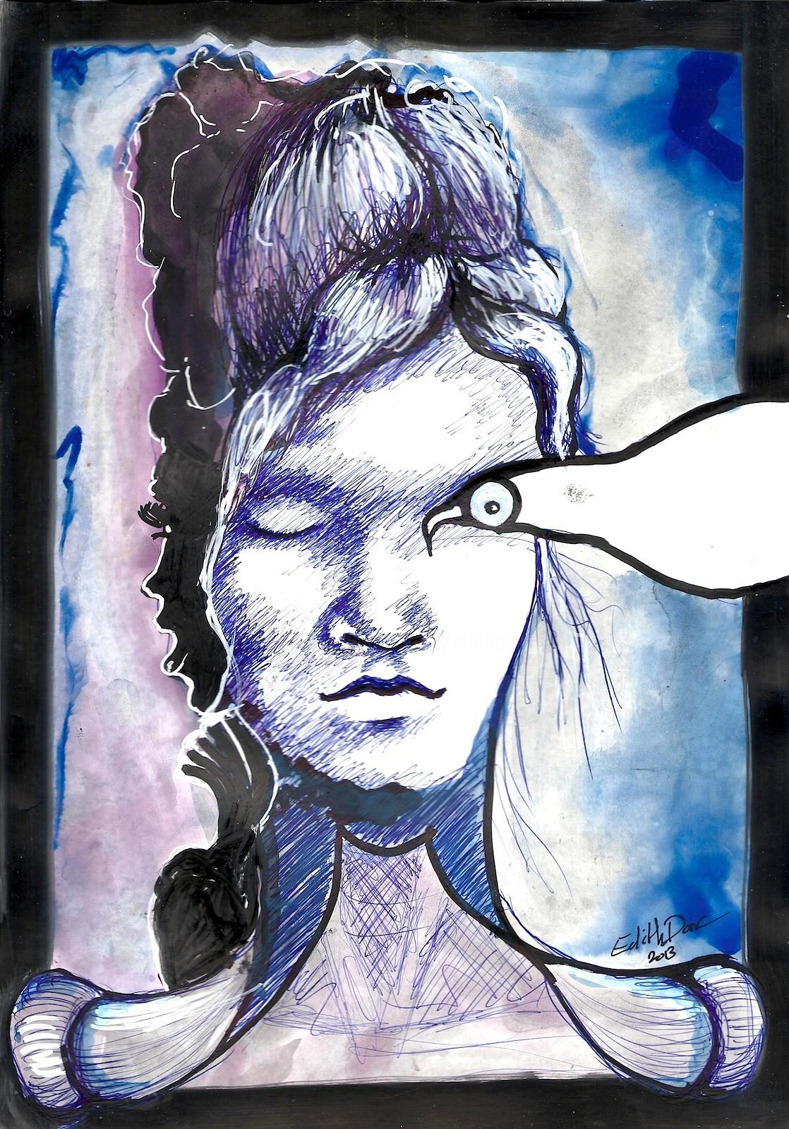 Edith Donc - Comme un oiseau