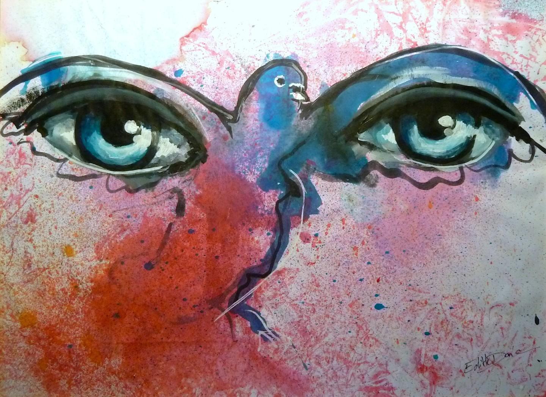 Edith Donc - Tu n'as pas le regard d'un pigeon