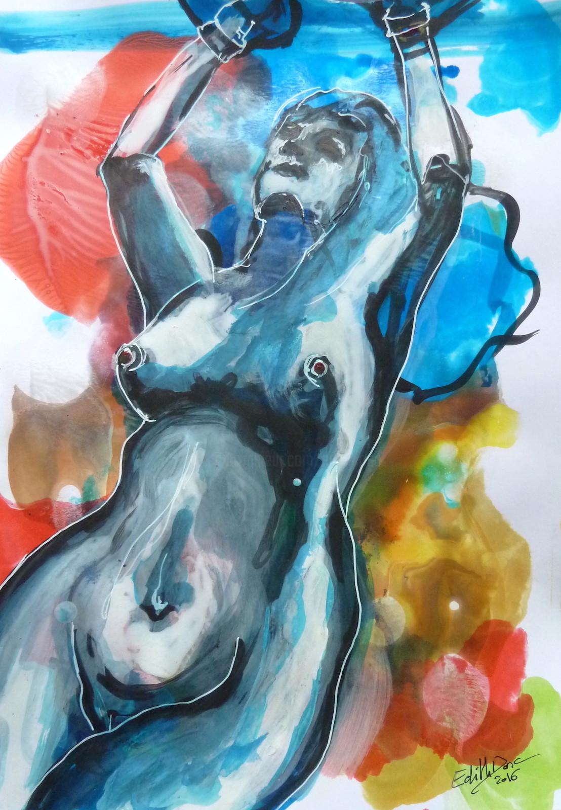 Edith Donc - La liberté