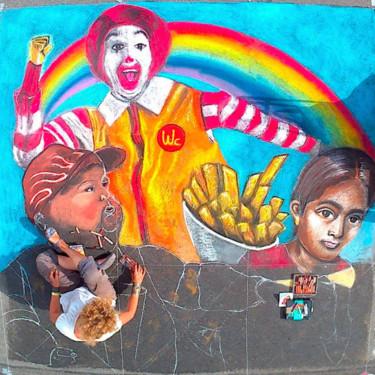 Festival de Street Painting de Blumberg, Allemagne