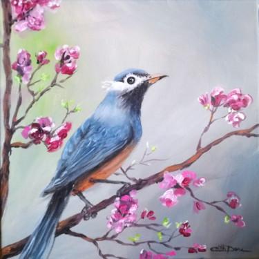 L'oiseau bleu, l'oiseau des voeux