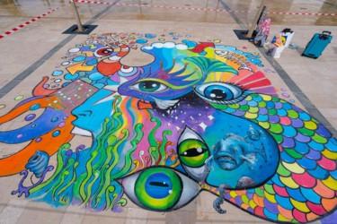 Street Art La Londe