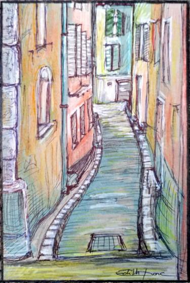 Rue Bresson à Hyères