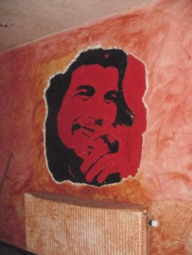 Portrait pour un club de salsa