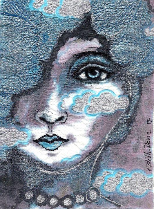 EDITH DONC - La rêveuse