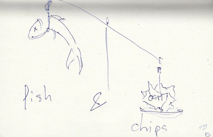 EDITH DONC - Fish & chips