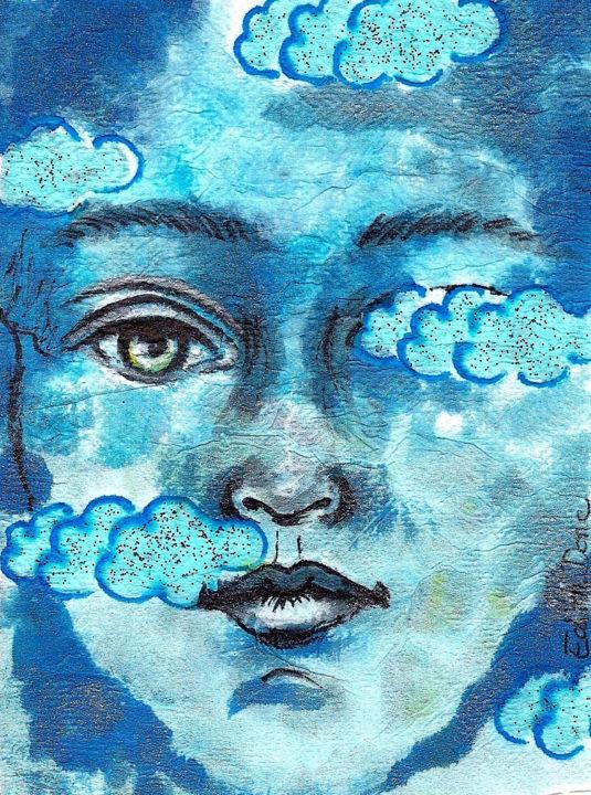 EDITH DONC - Le peuple des nuages II