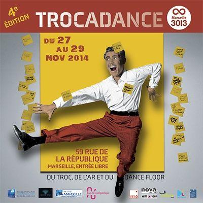 Trocadance,  Edith Donc