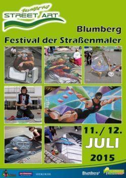 Blumberg,  Street Art,  Edith Donc