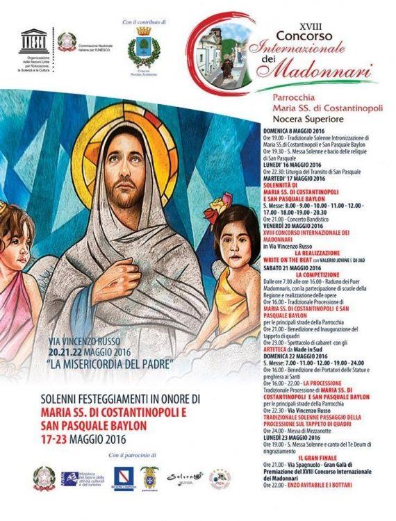 Concorso Internazionale dei Madonnari,  Edith Donc
