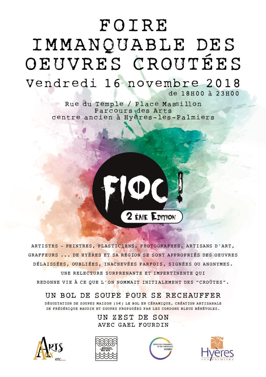 FIOC, Hyères, Art, évènement artistique